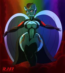 [Halloween] Rainbow Factory by Renegade-157