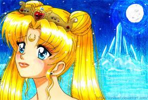 Queen Of Crystal-Tokyo by Vani-Fox