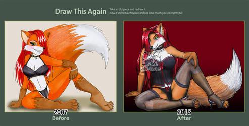 Draw This Again 2007-2013 by Vani-Fox