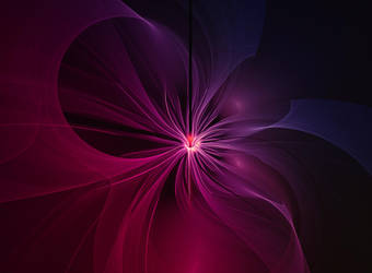 Petals Fractal Stock by Moonchilde-Stock