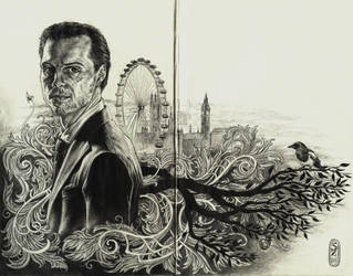 The most dangerous man in London by SecondGoddess