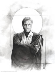 Obi-Wan Kenobi by SecondGoddess