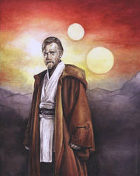 Obi-Wan Kenobi 2 by SecondGoddess