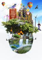Dream Land by gilang2007