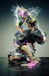 Art Dance by gilang2007