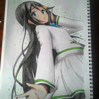 Izumi Reina by radiatedwolf