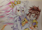 No Game No Life by Szindy18