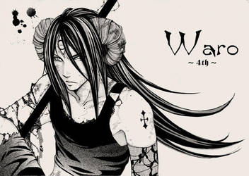 Black'n White: Waro by 4-th
