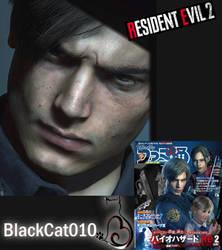 Resident Evil 2 Remake!BlackCat010! by black-cat010