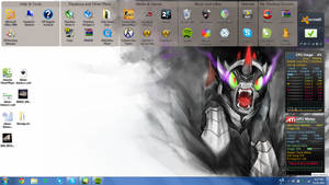 New Desktop by EROCKERTORRES