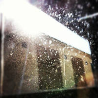 Instigram-Dirty Window by EROCKERTORRES