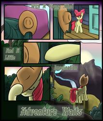 Adventure Waits by EROCKERTORRES