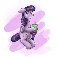 Cute Twili and a Juice Box by EROCKERTORRES