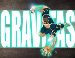 Gravitas by WorldsFinest by Hallspace
