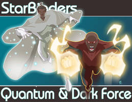 Starbinders by World's finest by Hallspace