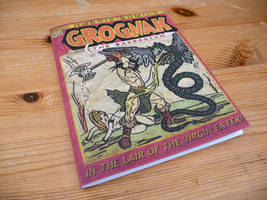 Grognak The Barbarian by chanced1