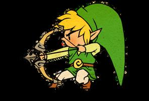 Archery Link by cerasly