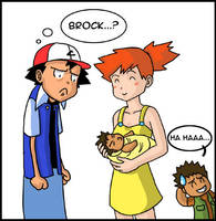 Brock...? by cerasly