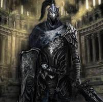 Artorias the Abysswalker by SGJin
