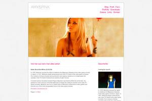 Cosmode WordPress Theme by tokyopunkstar