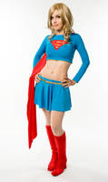 I'm a super girl by BadLuckKitty