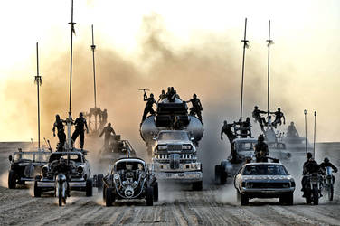 Mad Max 4 Fury Road Vehicles 4 by MALTIAN