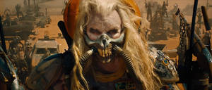 Mad Max Fury Road Immortan Joe by MALTIAN