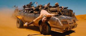 Mad Max Fury Road Interceptor The Razor Cola by MALTIAN