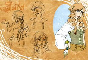 Isibel by KiraMizuno