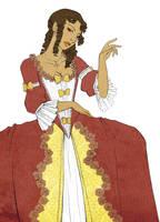 Noble Lady by KiraMizuno