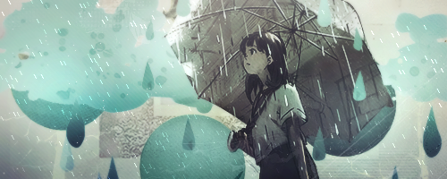 When it rains by TenshiMarii