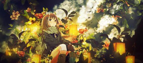 Autumn breeze by TenshiMarii