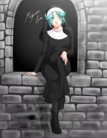 Comission - Sister  Ciel Humanization by Shinta-Girl