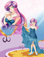 Comission - Someday by Shinta-Girl