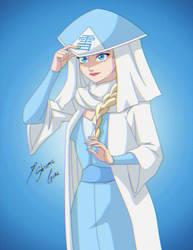 Elsa Yukikage by Shinta-Girl