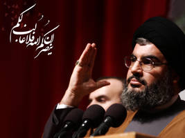 syed hassan nasrollah by islamicwallpers