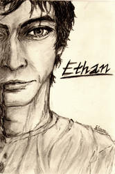 Ethan-vampire by 0xElenax0