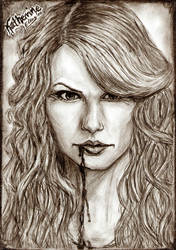 My version of Katherine-Elena by 0xElenax0