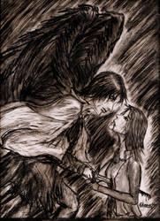 Raphael and Elena by 0xElenax0