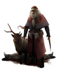 Santa Assasin by soyfreak