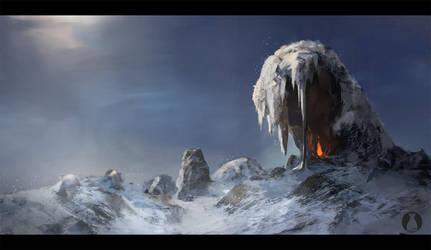 Hand of the Frozen Land by soyfreak