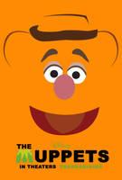 Muppets Fozzy poster by SirToddingtonIII