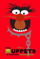 Muppets Animal poster by SirToddingtonIII
