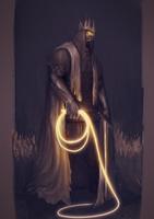 Wiy, ancient slav god of underworld by VoidJaeger