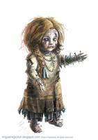 Valisisas Doll by MiguelRegodon