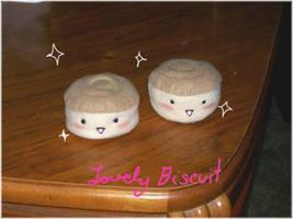 Cute Little biscuits by CuteGio