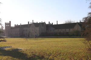 Lacock Abbey by Loves2dive