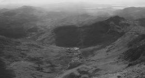 Welsh landscape by Loves2dive
