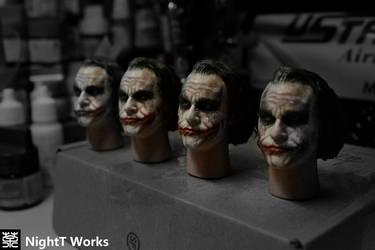 Mj12 joker repaint rehair work by NightT47
