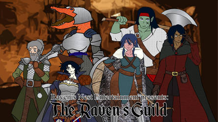 The Raven's Guild by OldCrowGaming